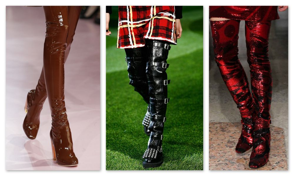Модная женская обувь осень-зима 2 15-2 16 - Mylitta ru