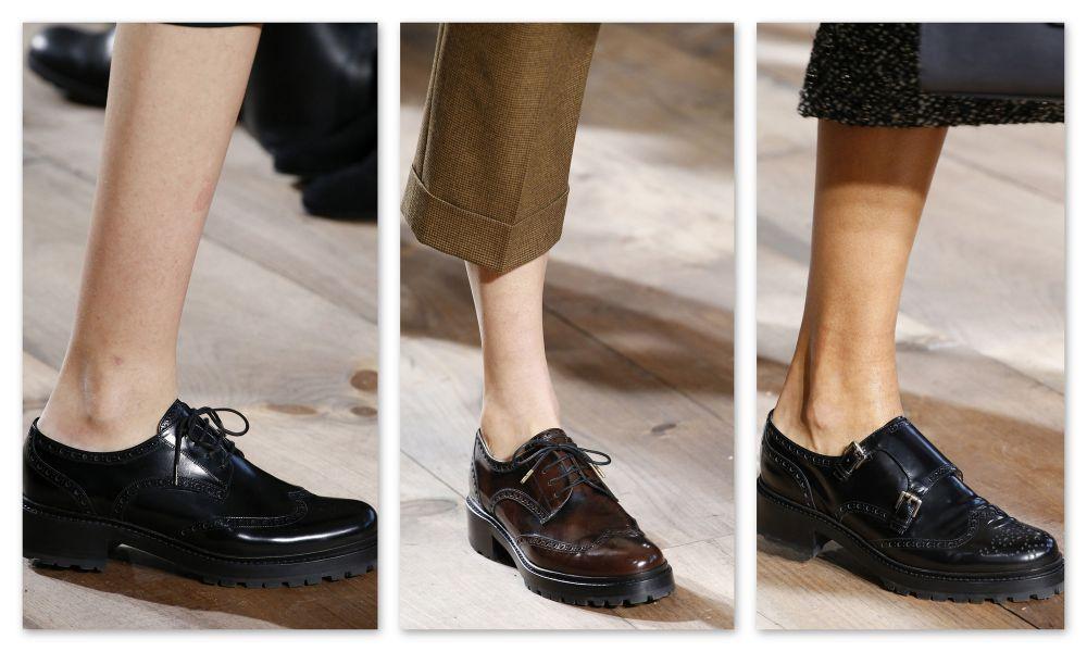 Картинки модной женской осенней обуви
