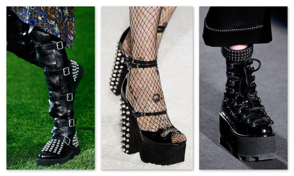 091ffe914444 Модная обувь осень-зима 2015-2016. Какая обувь будет в моде осенью ...