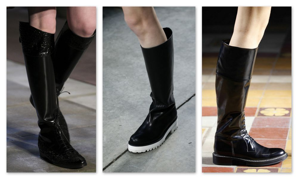 78f07437921 Модная обувь осень-зима 2015-2016. Какая обувь будет в моде осенью 2015   Создай свой неповторимый модный образ