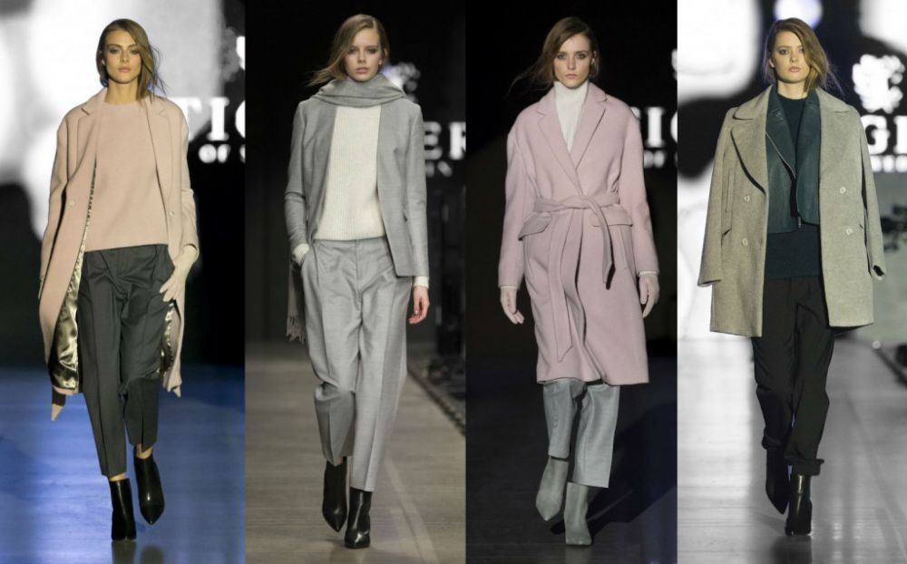 Пальто осень зима 2015 2016 купить в москве - b8