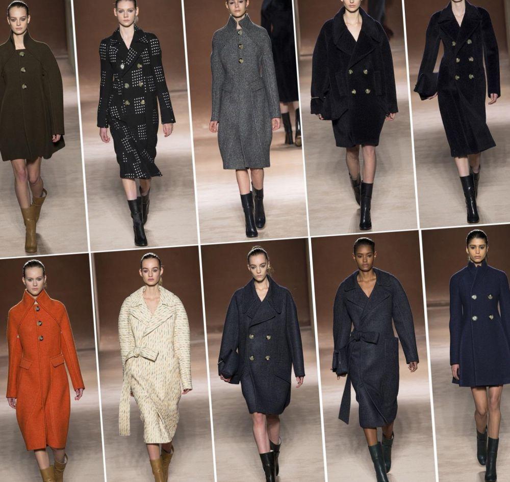 Модные фасоны пальто 2018: на что обратить внимание при выборе стильного пальто