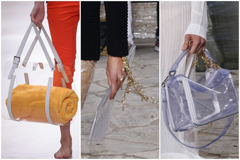 модные сумки весна