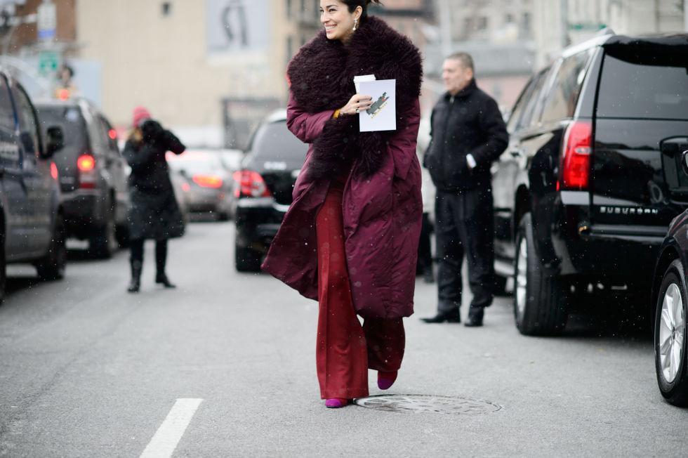 уличная мода осень-зима 2016-2017