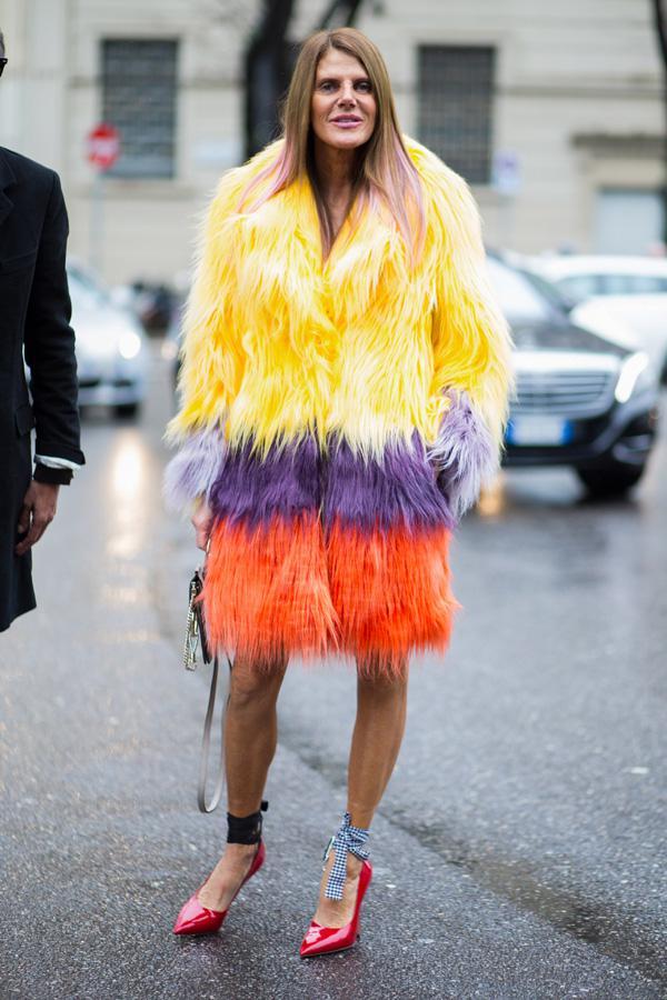 Мода осень - зима 2016 - 2017