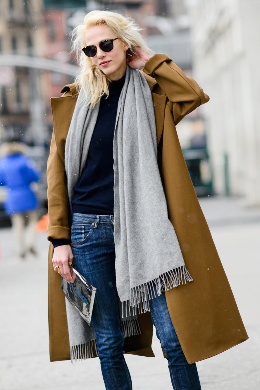 Winter fashion in nyc 1