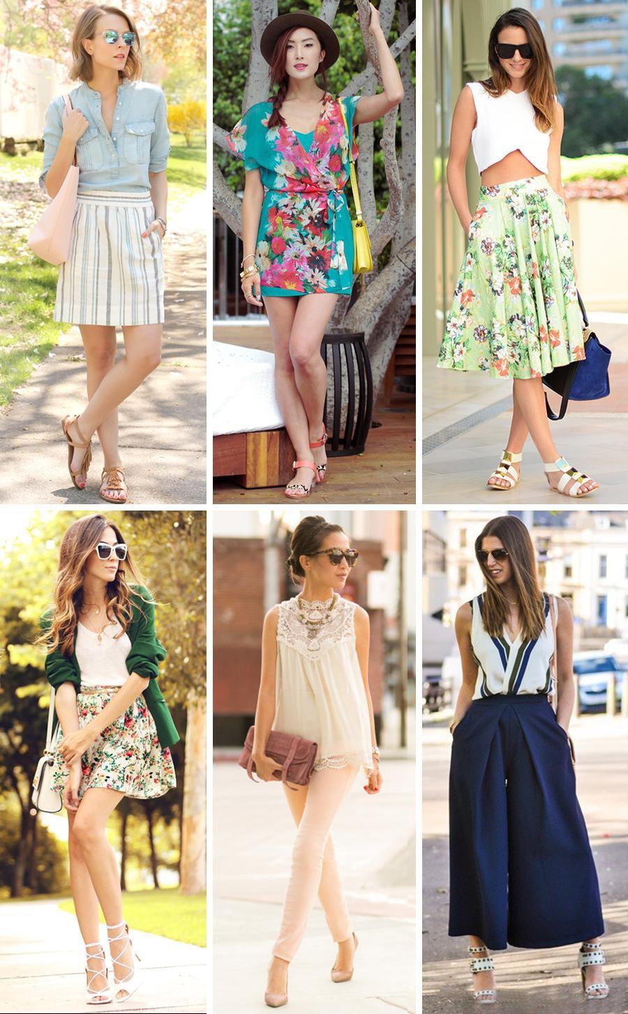 Фото простых модных платьев