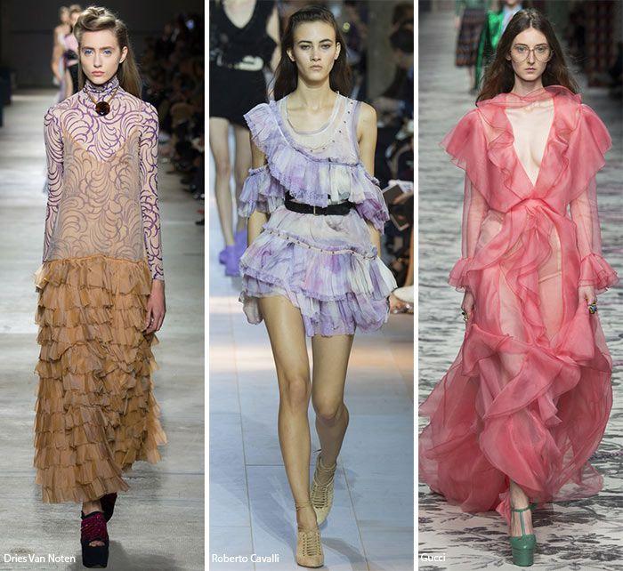 уличная мода весна-лето 2016