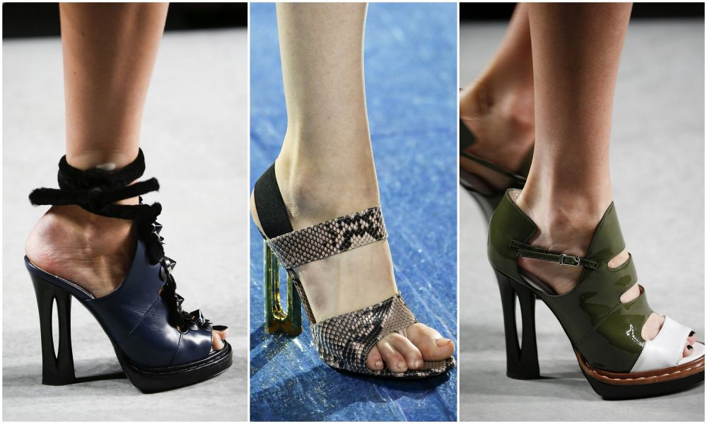Модная обувь осень-зима 2 15-2 16 Какая обувь будет