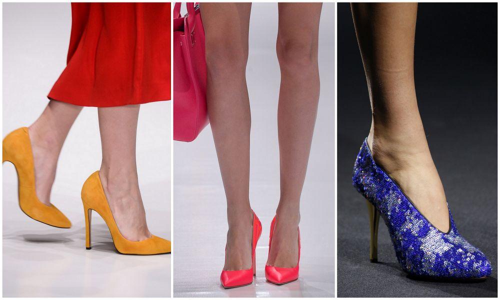 Модная обувь весна-лето 2016 9fc98714cf7