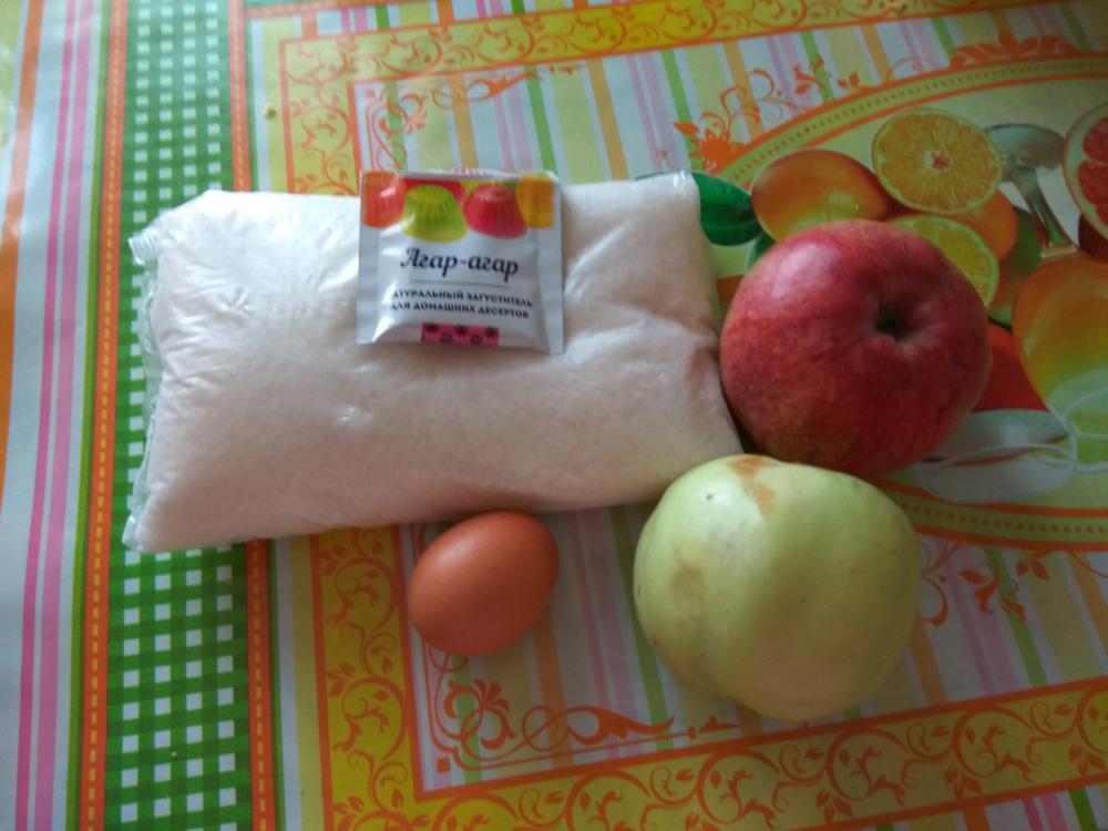 Зефир в домашних условиях рецепт с фото яблочный