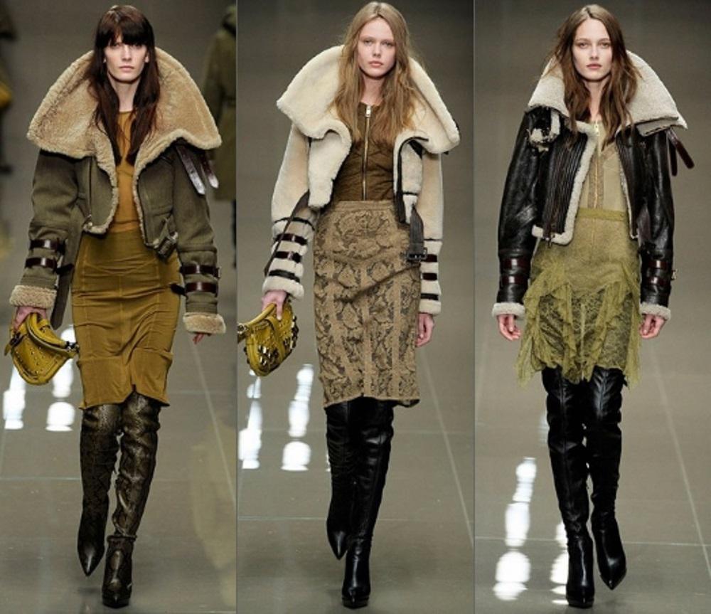 какие куртки в моде зимой 2017