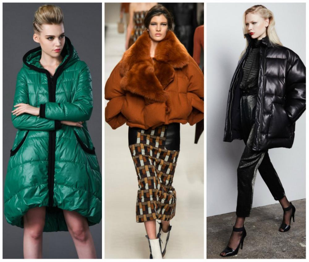 зимние куртки 2017