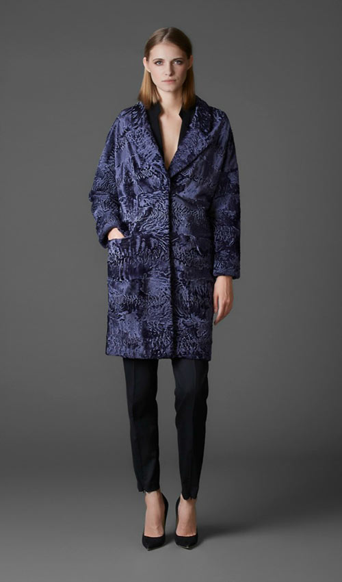 Верхняя одежда на зиму 2014