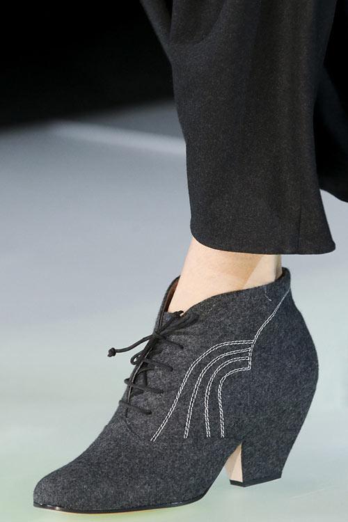 Модная обувь осень зима 2014 2015 вперед