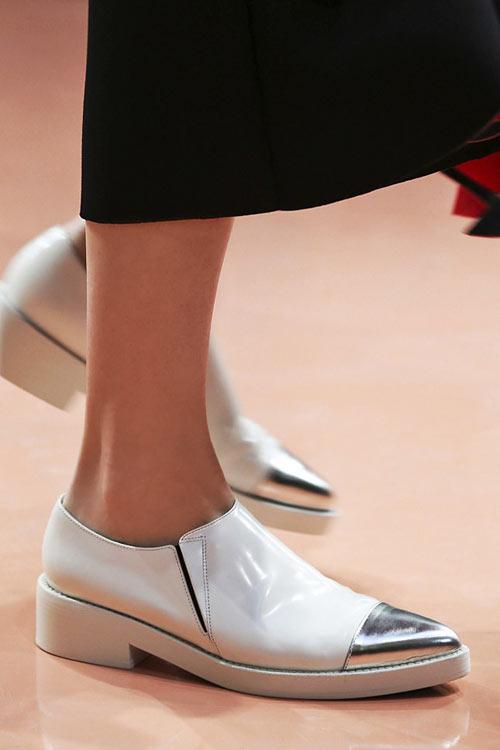 Модная обувь осень-зима 2014-2015 - Оригинальные элементы