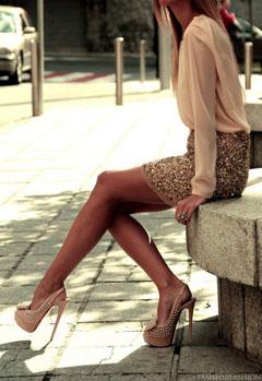Красивые девушки на высоких каблуках фото 664-339