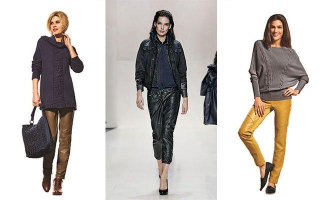Мода женские брюки