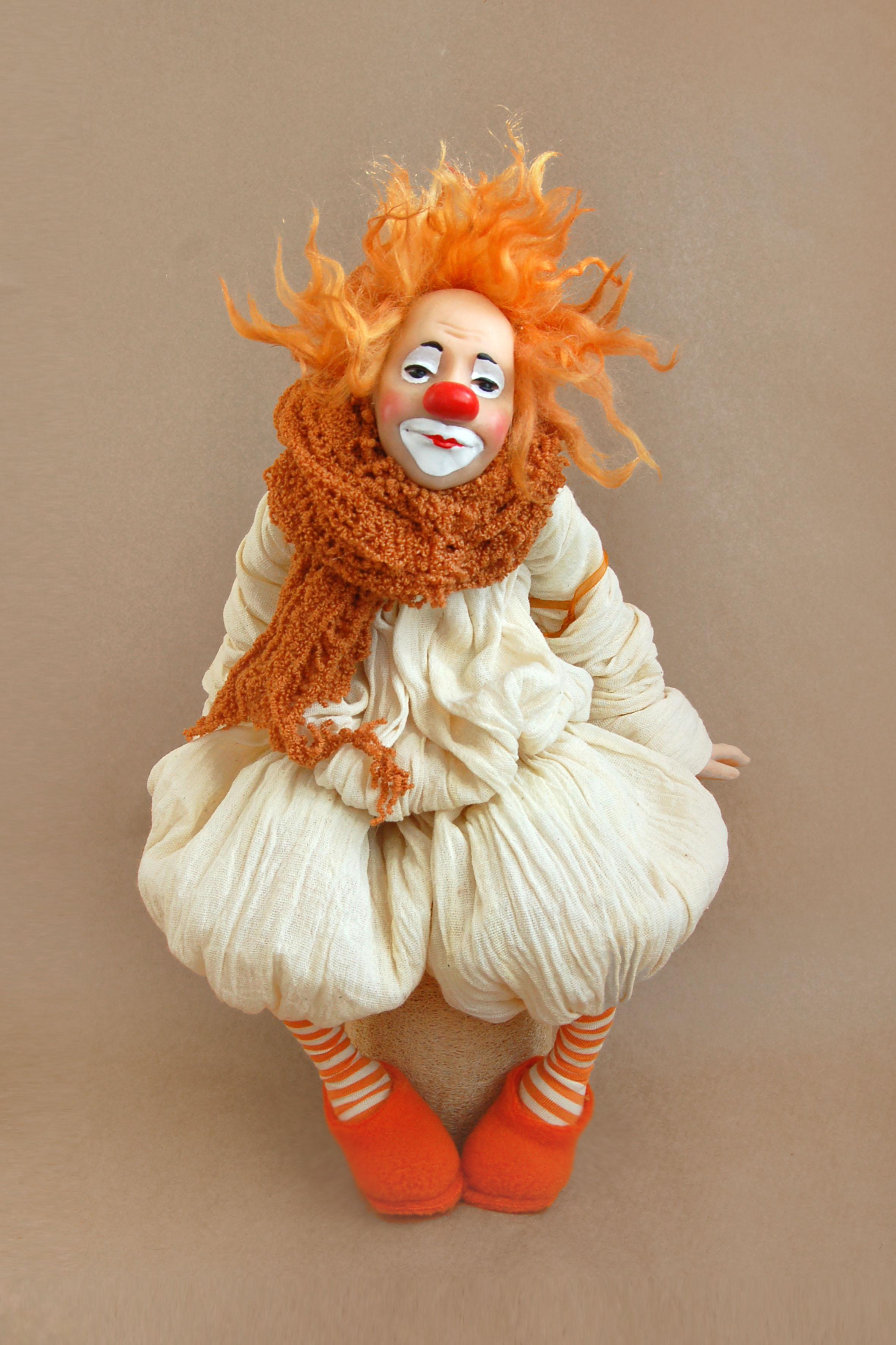 Как сделать лицо куклы из папье маше фото 802