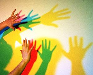 """""""Покажи мне, какой цвет тебе нравится, и я скажу - кто ты """" - таким образом можно..."""