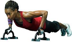 Nike Woman fitness 2007