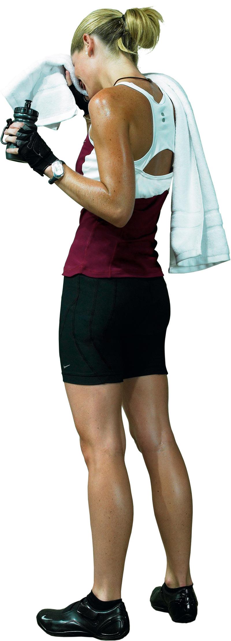 Коллекция Nike Women Winter 2007 - cardio новые фото