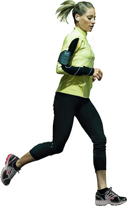 коллекция Nike Women Winter 2007 - running