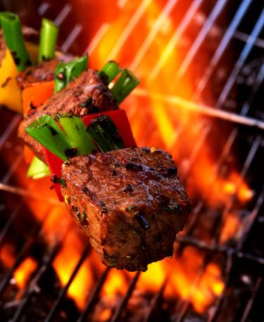 Вкусные шашлыки из говядины рецепт 161