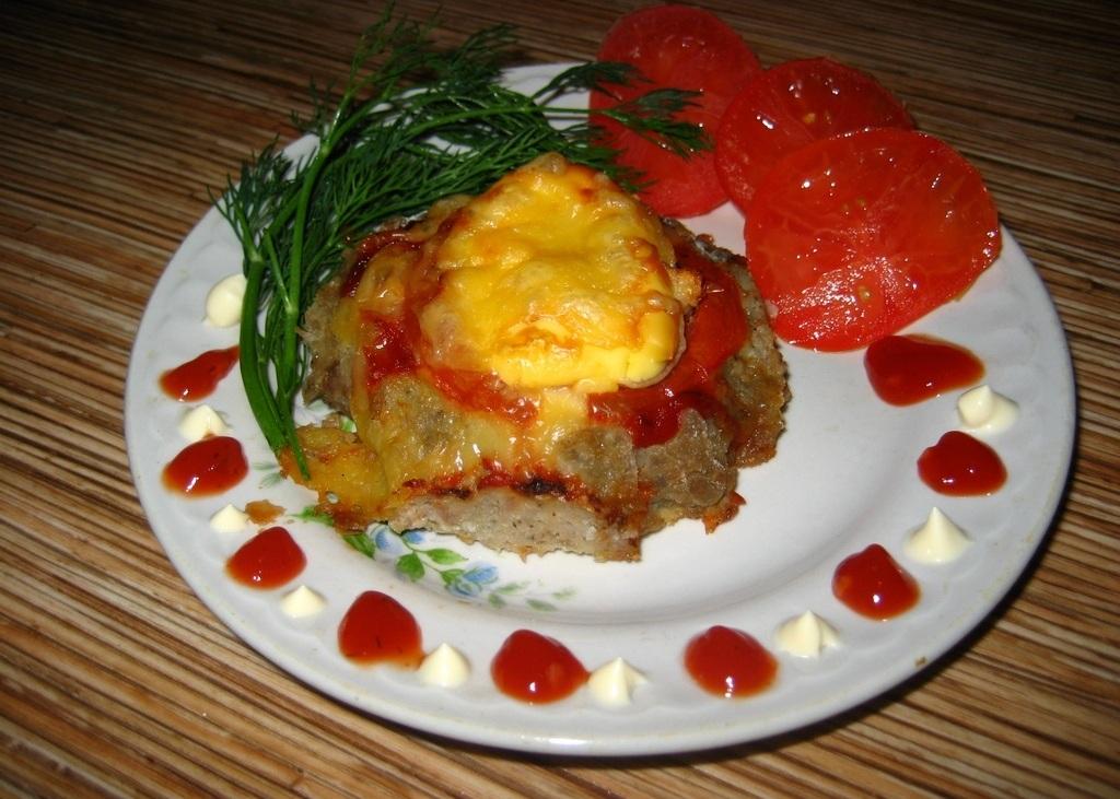 Блюдо ласточкино гнездо рецепт с фото