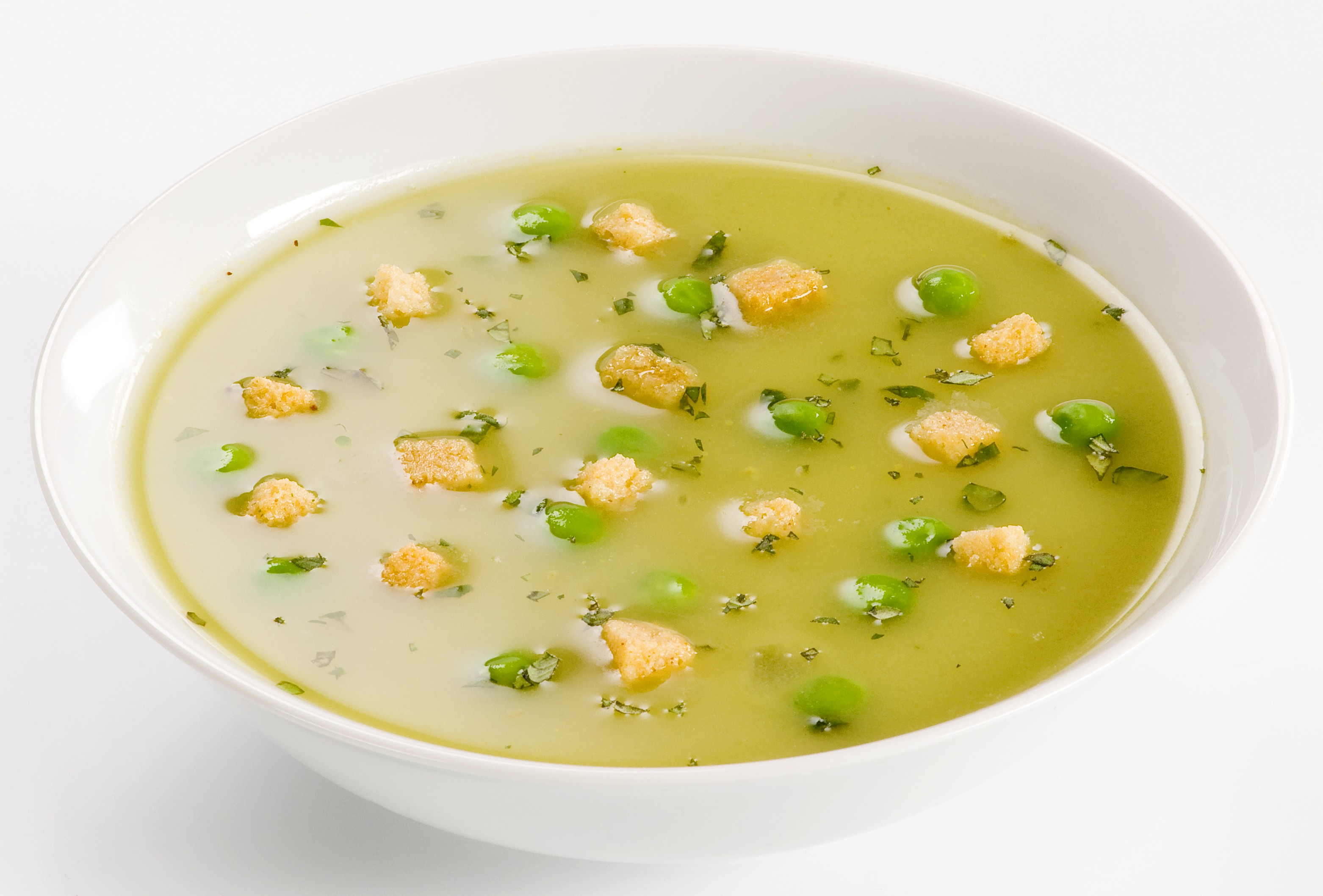 Гороховый суп с жидким дымом рецепт