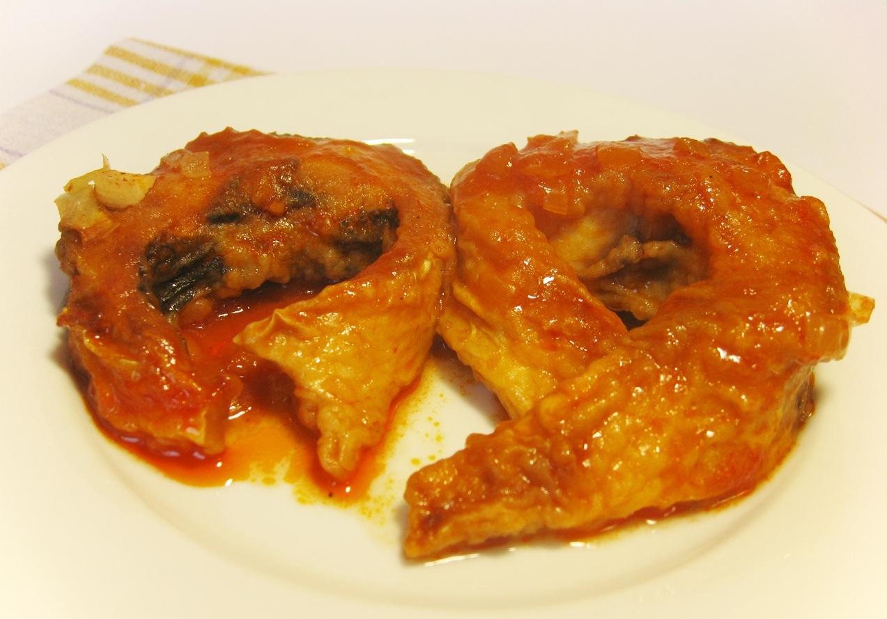 Пеленгас на гриле рецепт