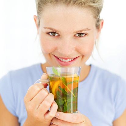 Почему беременным нельзя пить чай с мятой 32