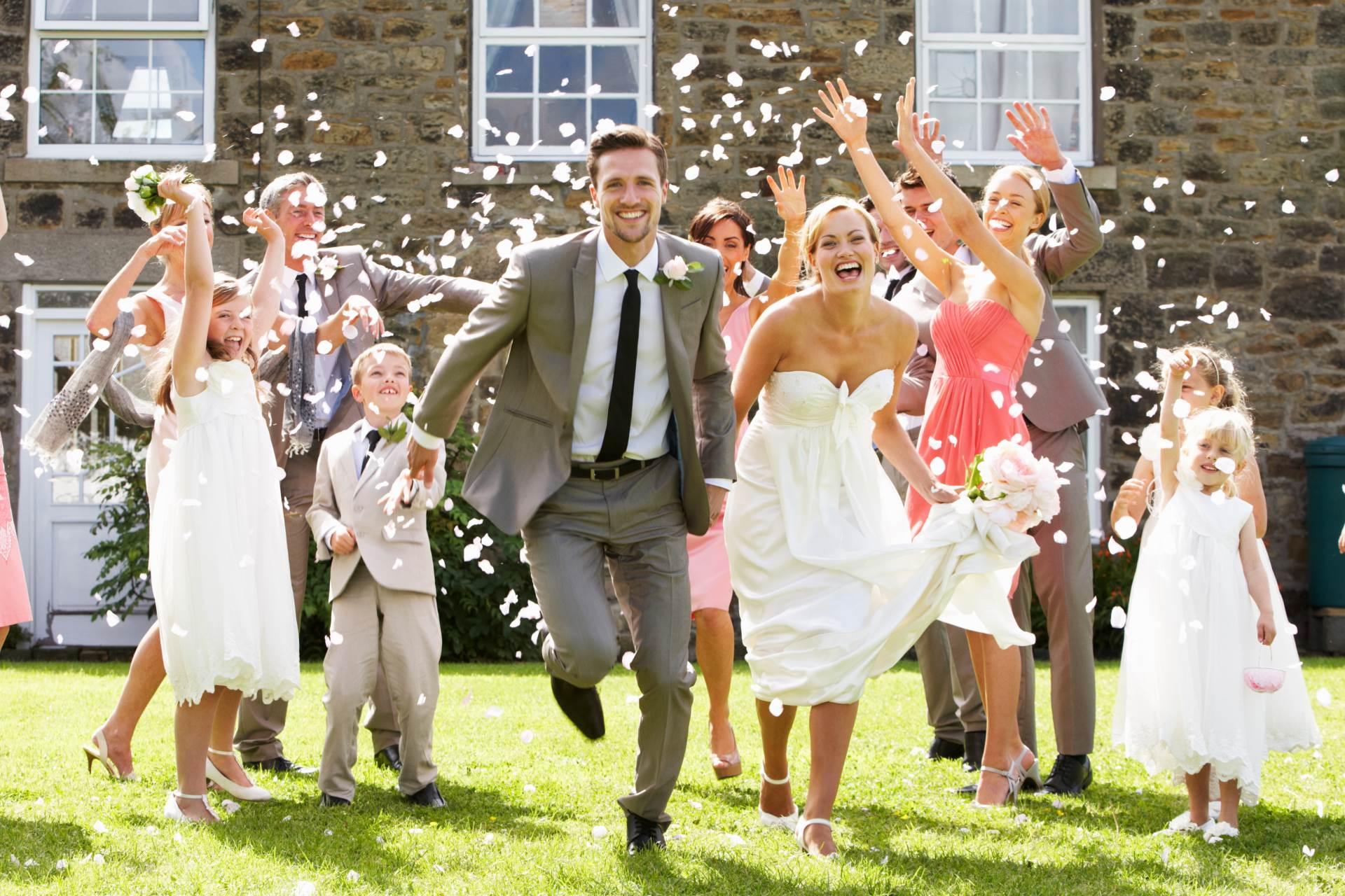 Организация свадьбы наш день