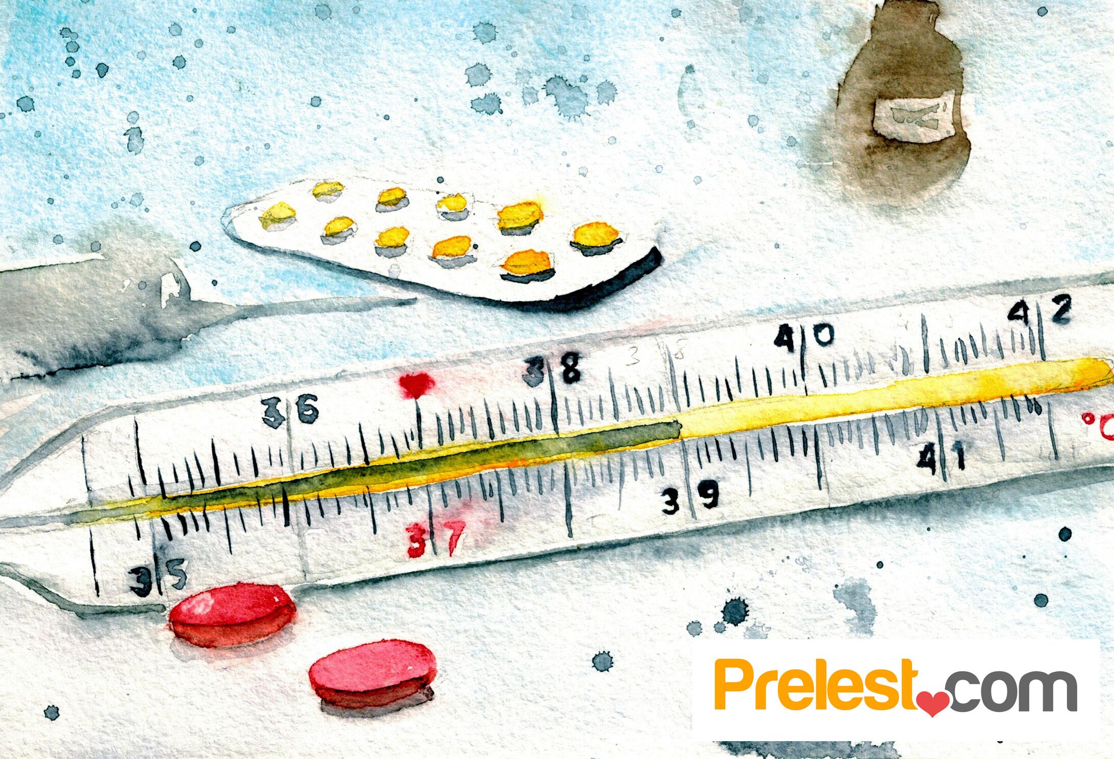 Как сбить температуру 38 в домашних условиях для взрослых 980