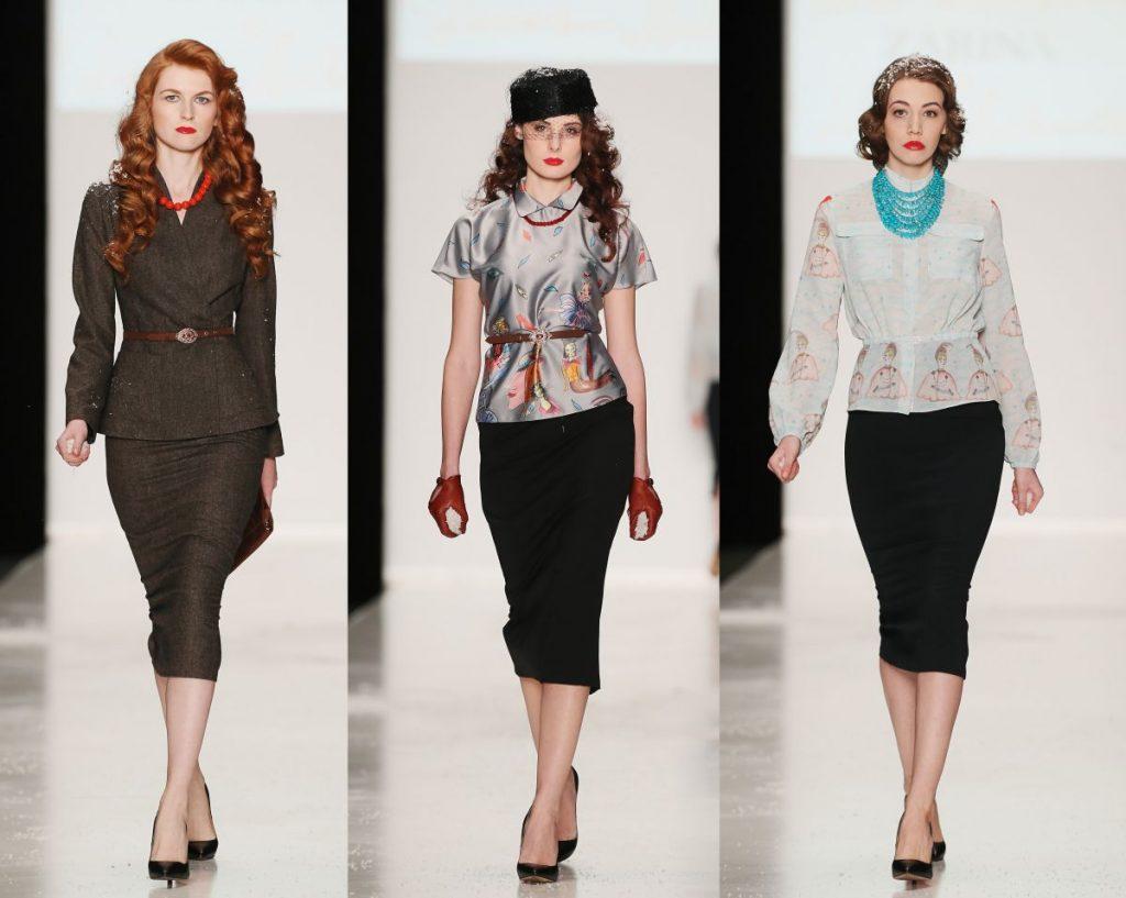 Юбка мода осень зима 2016