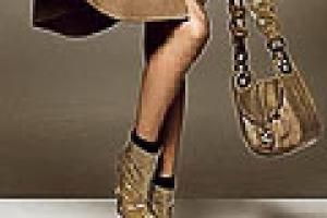 Осенняя обувь: шопинг в разгаре новые фото