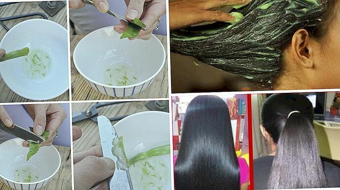быстрая и эффективная маска для волос