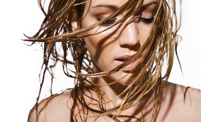 выбор шампуня - жирные волосы