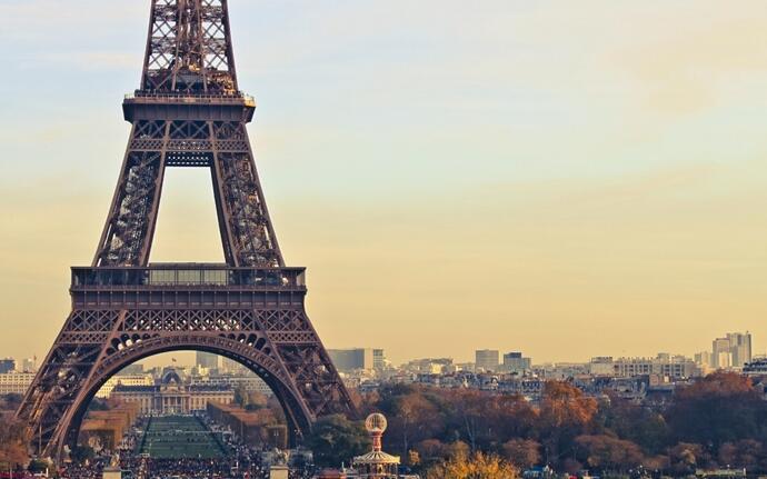 10 самых романтичных мест в мире.