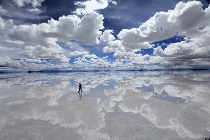 Салар-де-Уюни (Боливия)