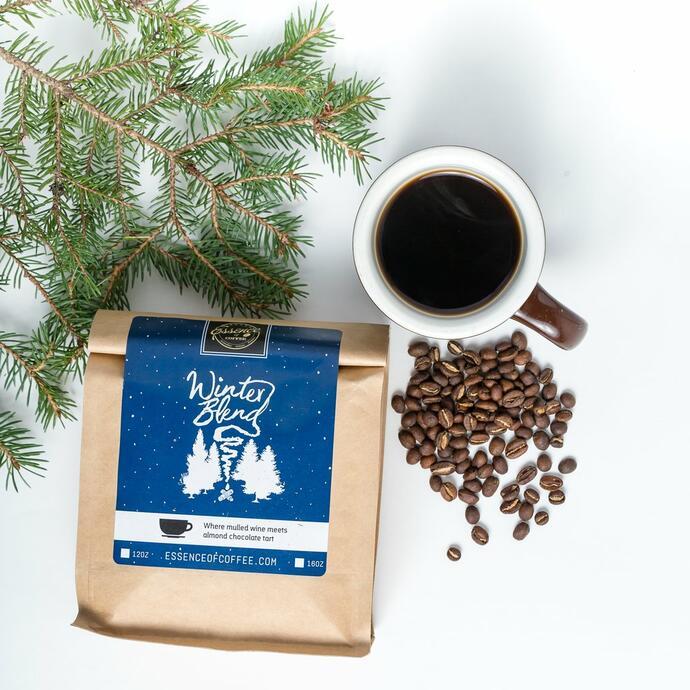 Простой рецепт глинтвейна с кофе (французский)