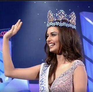 Титул Мисс мира нынешнего года завоевала девушка из Индии изоражения