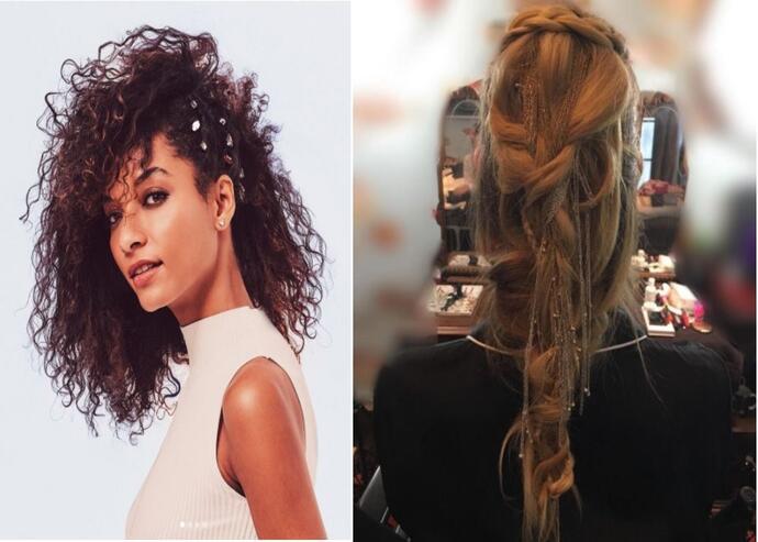 Прически на Новый год 2018 - 37 простых и модных новогодних причесок для длинных и коротких волос