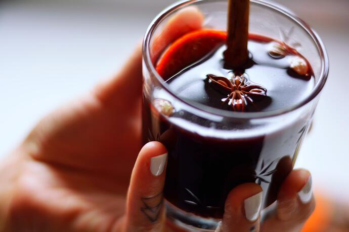 Глинтвейн: готовим напиток  в домашних условиях - фото 8