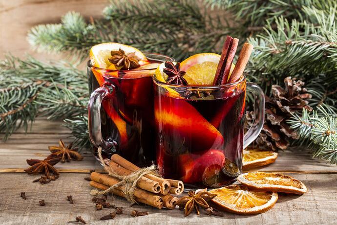 Глинтвейн: готовим напиток  в домашних условиях - фото 10