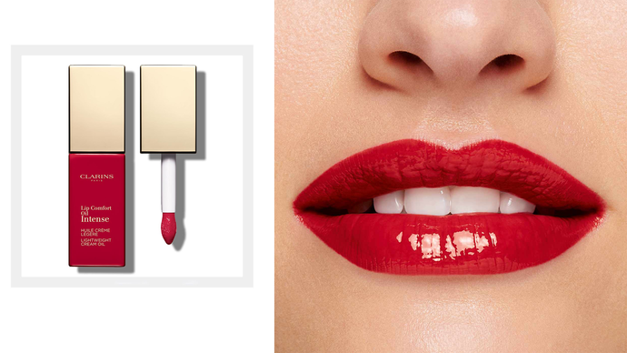 масло-тинт для губ с кремовой текстурой Lip Сomfort Oil Intense