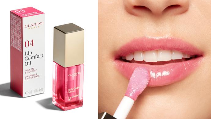 масло-блеск для губ Lip Comfort Oil