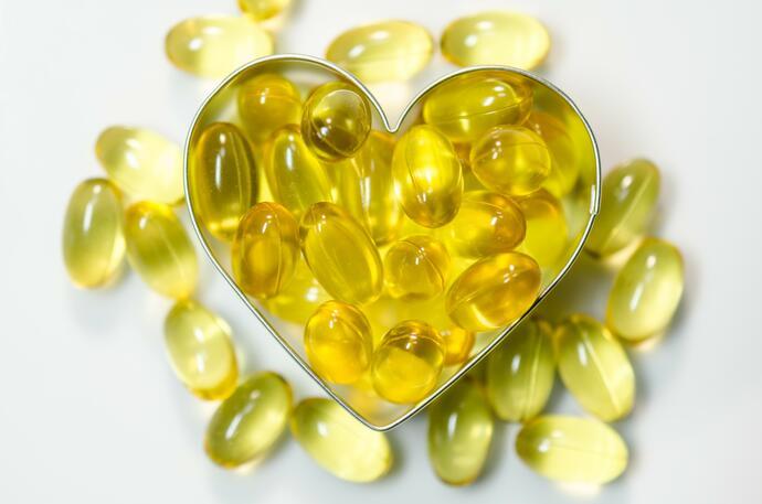 Поддерживает в норме здоровье сердца и сердечно-сосудистой системы