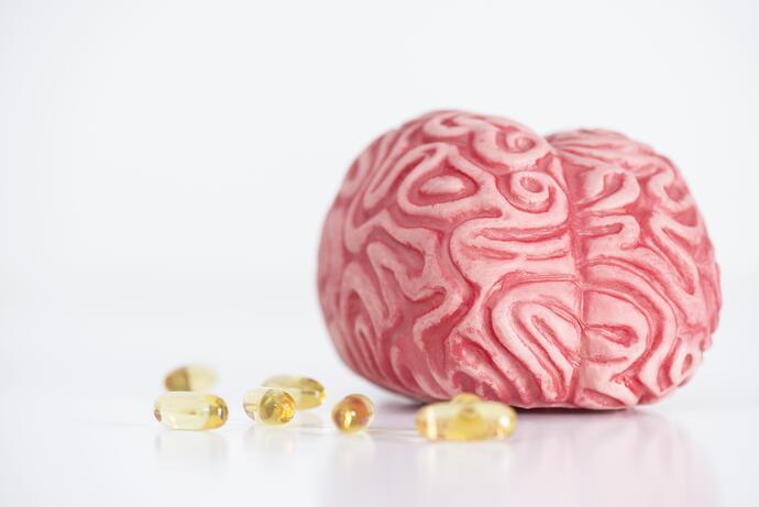 Оказывает положительное влияние на мозговую деятельность