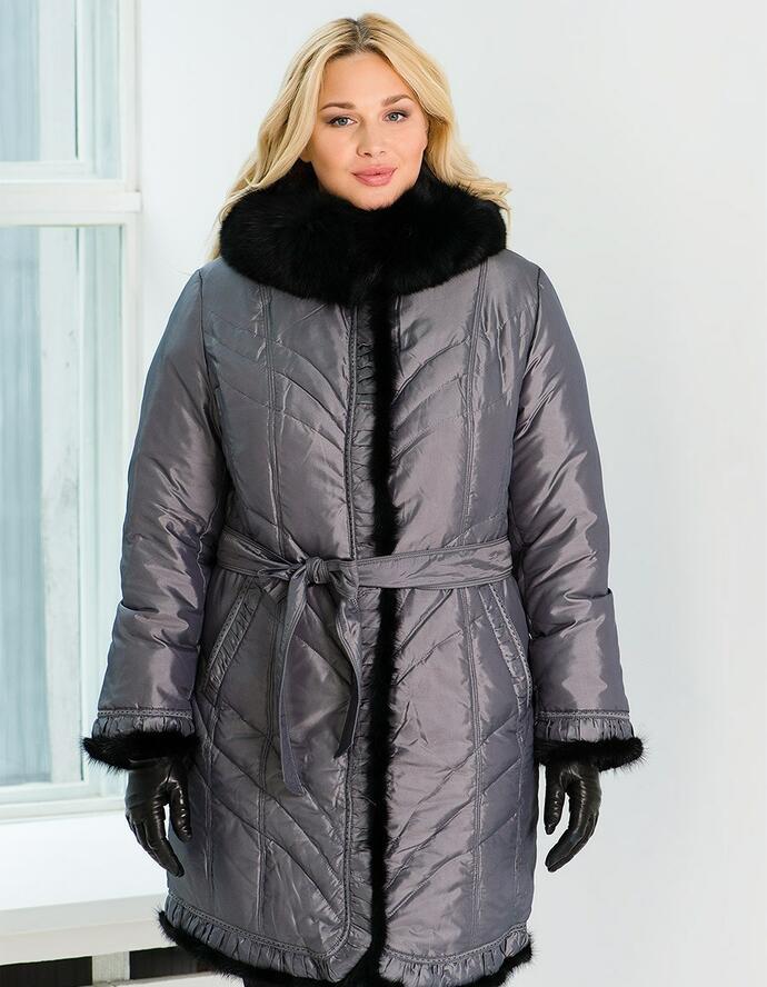 модные пуховики на зиму 2017